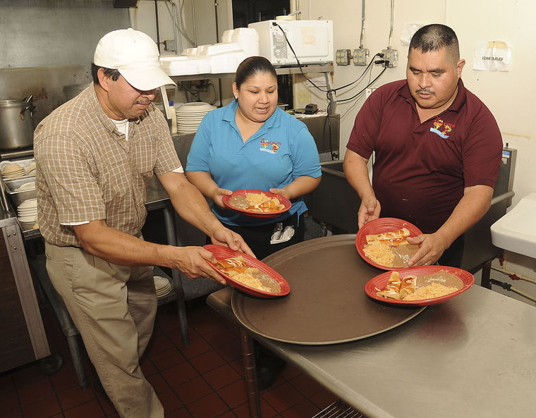 Garcia And His Staff Treated More Than 50 People Many Who Use The Facilities At Abel Garcia 5 De Mayo Brunswick Ga