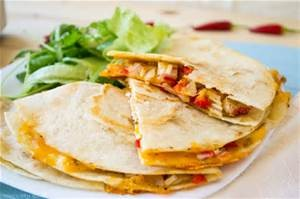Quesadilla Monday Special